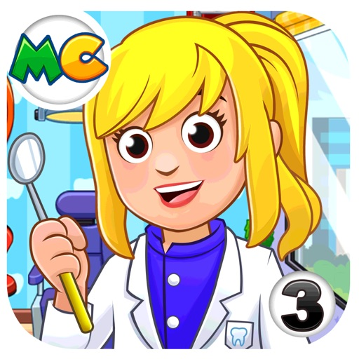 My City : Dentist Visit app for ipad