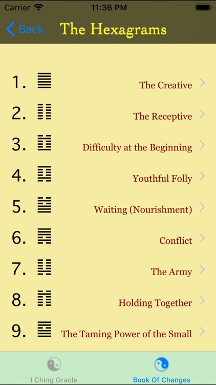 I Ching Oracle screenshot-3