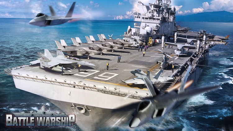 Battle Warship: Naval Empire screenshot-0