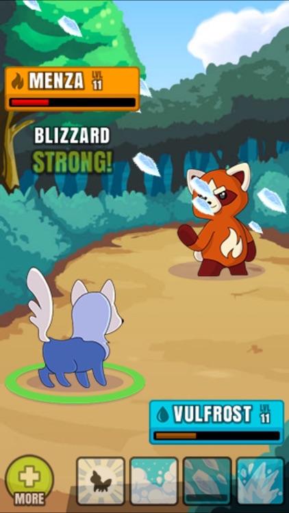 Pocket Pet Collect Battle screenshot-3
