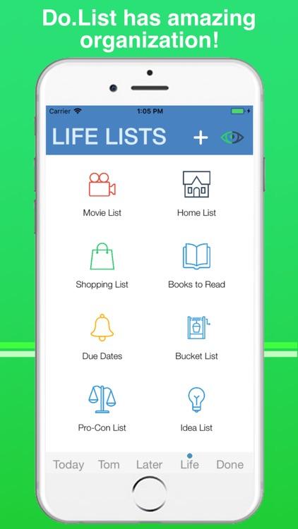 Do.List: To Do List screenshot-2