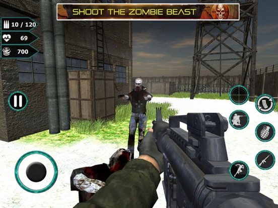 Frontier Survival: Z Killer screenshot 5