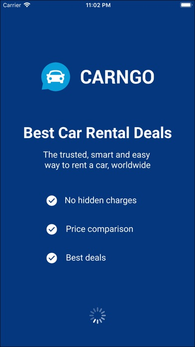 Car Rental carngo.com App