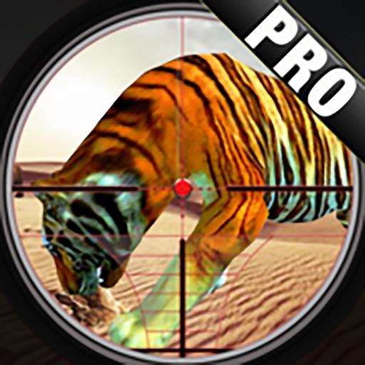 Animal Hunter in Desert Pro
