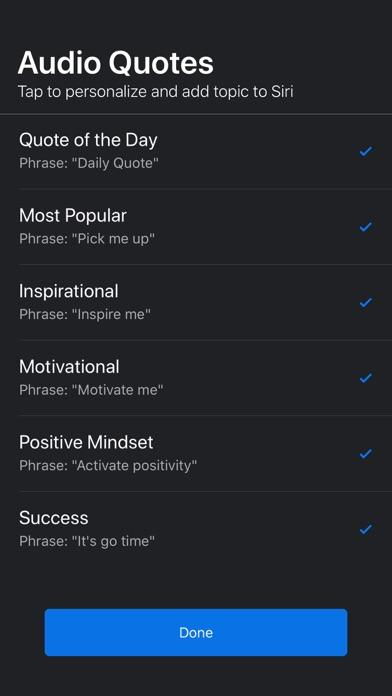 Daily Quote: Gift Premium screenshot 3