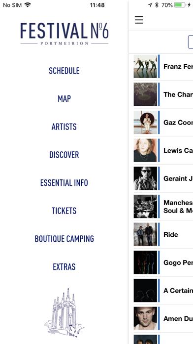 Festival No.6 screenshot two