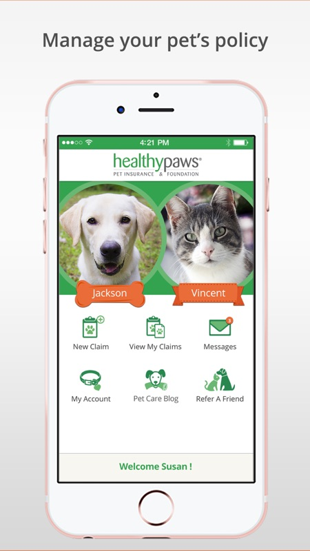 3 Minutes to Hack Healthy Paws Pet Insurance App ...