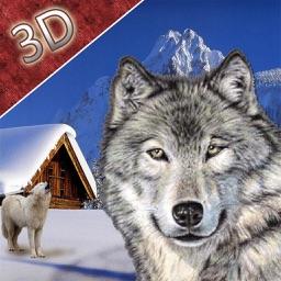 Alpha Wolf Simulator