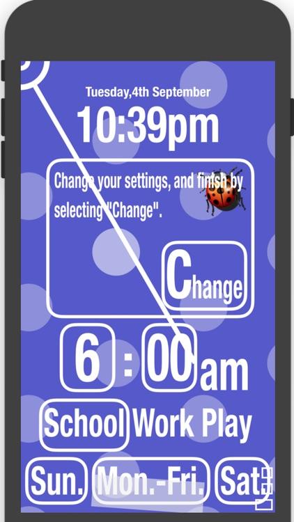 A.Clock-Alarm Clock screenshot-6