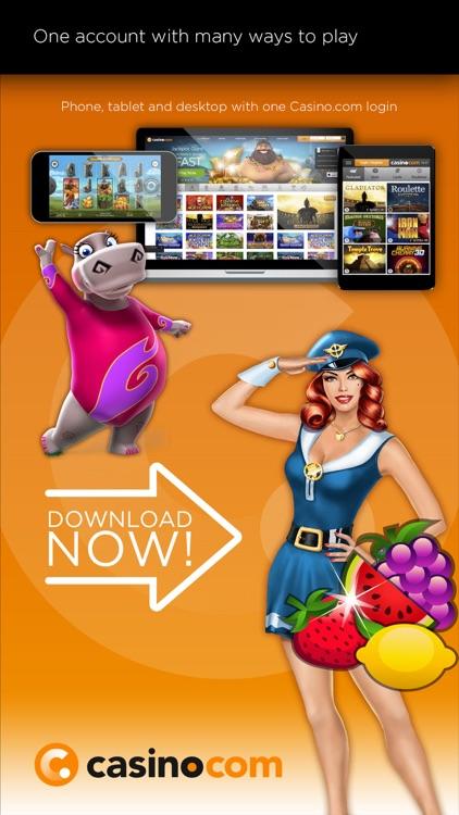 Casino.com Slots & Live Games screenshot-3