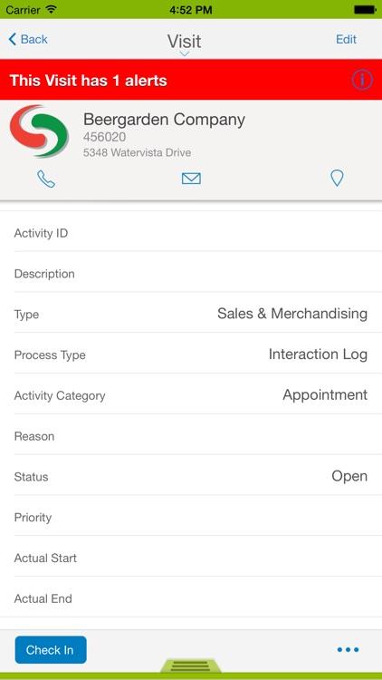 SAP Retail Execution V3.4 screenshot-4