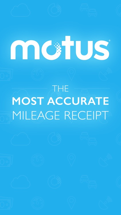 Motus - Business Mileage Log
