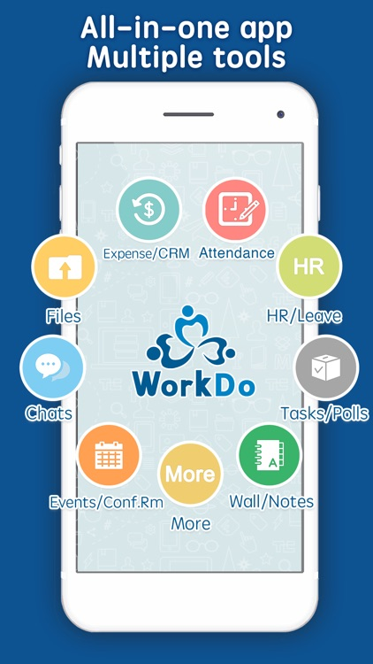 WorkDo All-in-1 work app