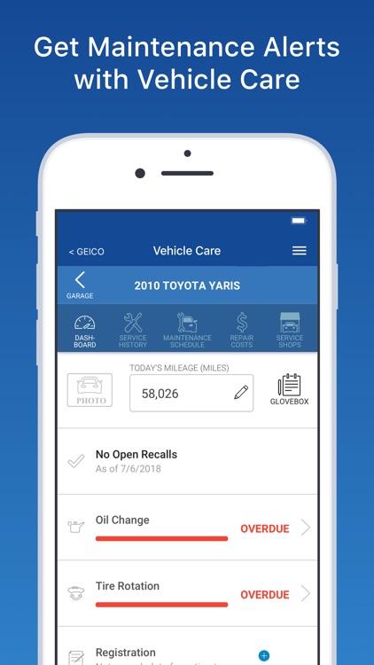 GEICO Mobile - Car Insurance screenshot-5