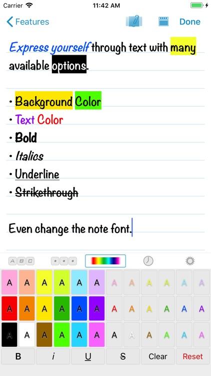 Notes Cloud screenshot-3