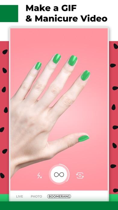 WANNA NAILS — AR manicure app image