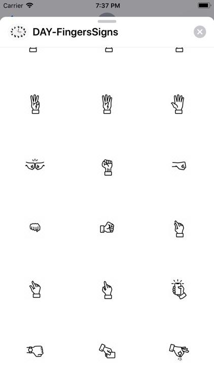 Fingers Signs screenshot-3