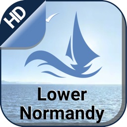 Lower Normandy Boating Charts