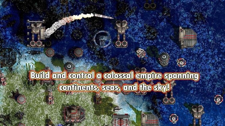 Land Air Sea Warfare screenshot-3