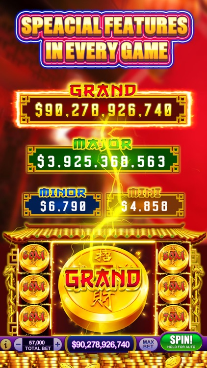 Cashmania Slots: Slot Games screenshot-3