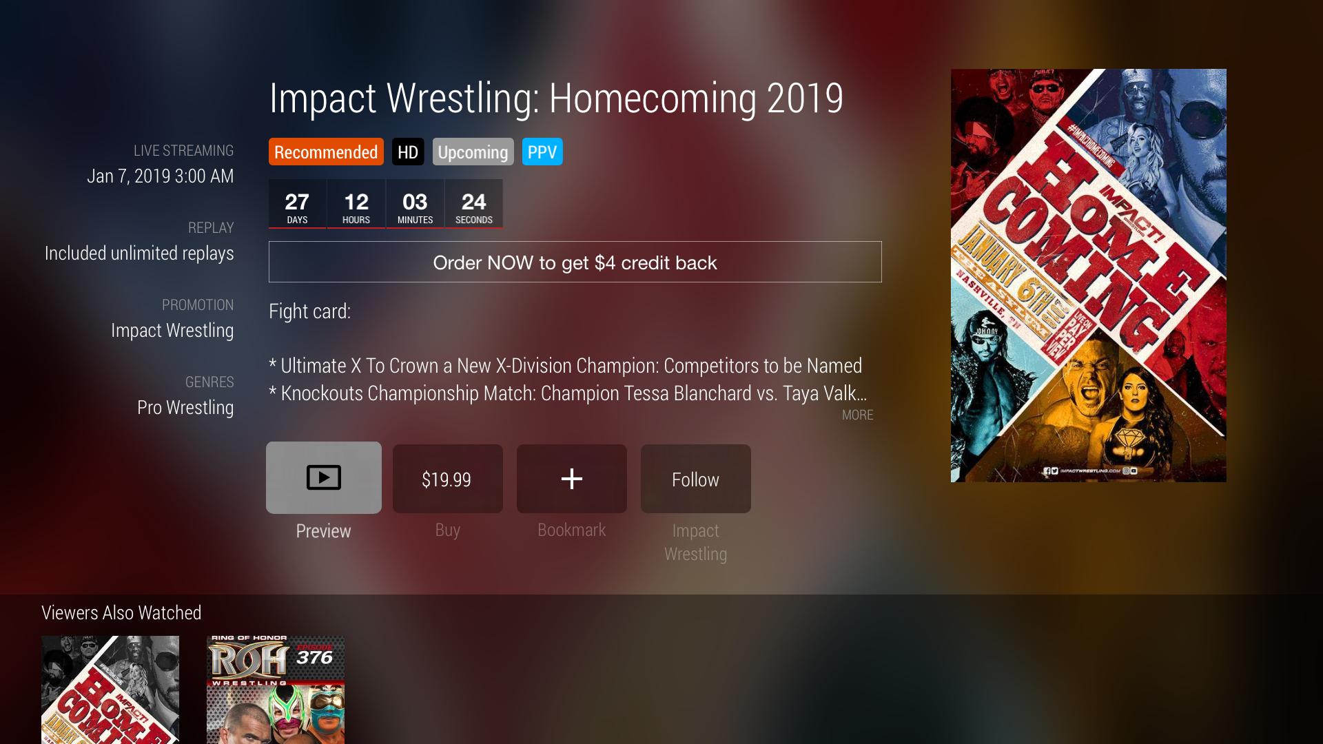 FITE - Boxing, Wrestling, MMA screenshot 14