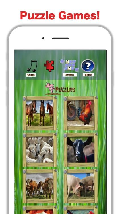 Country Zoo: Farm Animal Games