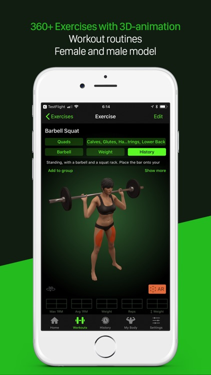Gymaholic Workout Tracker