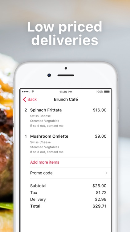 DoorDash - Food Delivery screenshot-3