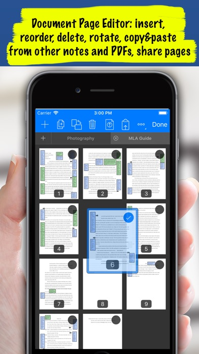 Notes Writer Pro - Sync &Share screenshot 4