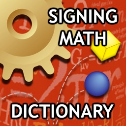 Signing Math Dictionary