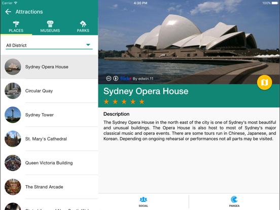Sydney Travel - Pangea Guides screenshot