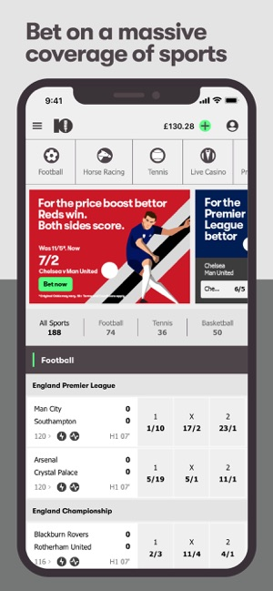 10Bet Sports & Casino Betting on the App Store