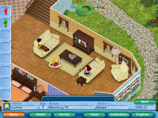 Virtual Families Lite screenshot 8