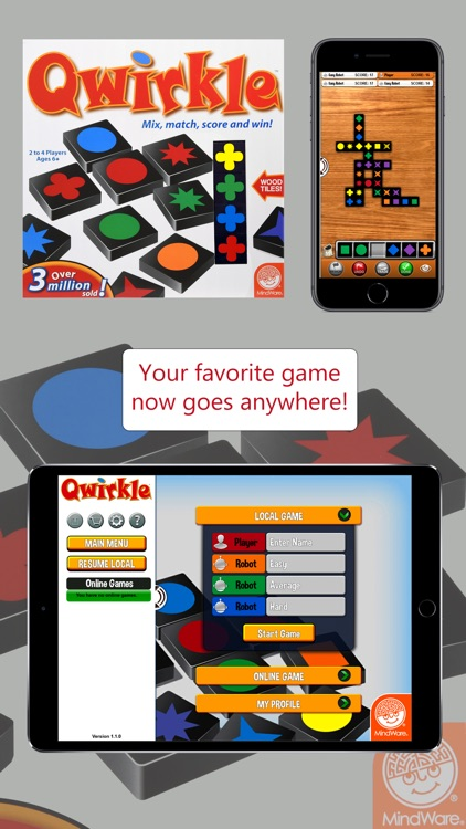 Qwirkle screenshot-0