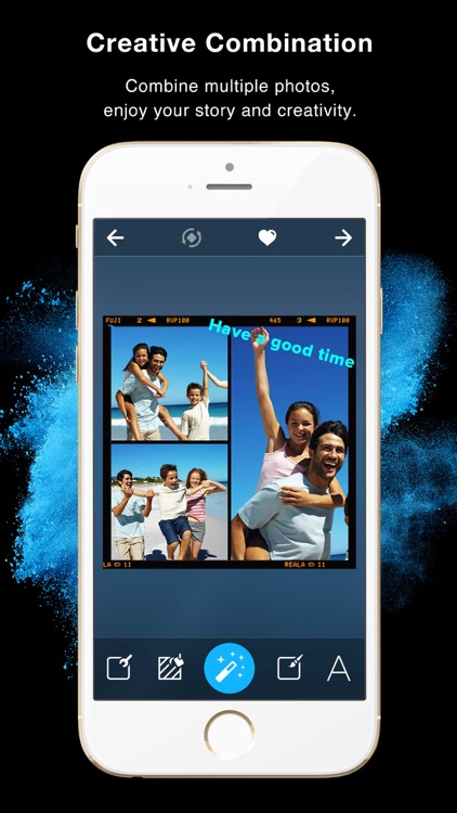 Framatic - Collage Editor screenshot-0