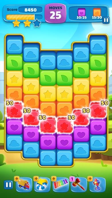 Cube Rush Adventure screenshot 4