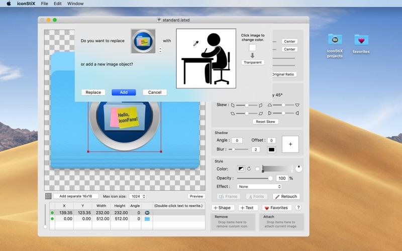 iconStiX Screenshot 2