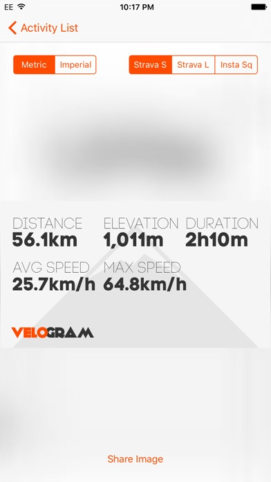 download Velogram for Strava Cycling apps 2