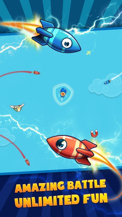 Screenshot for Hero Vs Missiles in Switzerland App Store