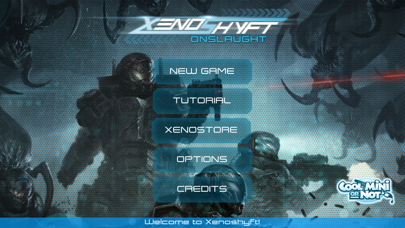 Screenshot XenoShyft
