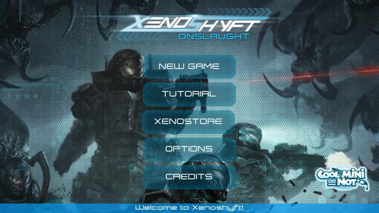 XenoShyft screenshot-0