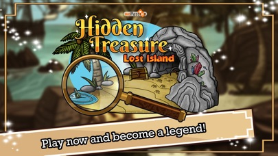 Hidden Treasure - Lost Island Screenshot