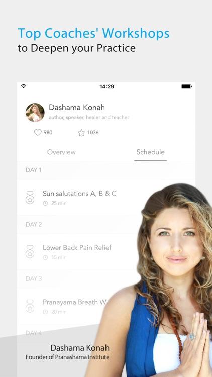 Daily Yoga - Yoga Fitness Plan screenshot-4