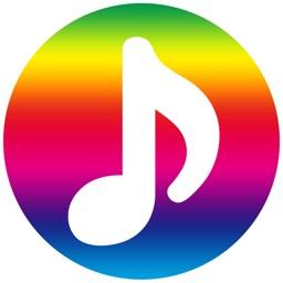バックグラウンド再生で連続聴き放題 MusicTunes