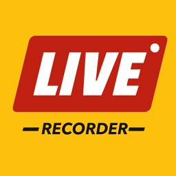 Live Recorder: Screen Recorder