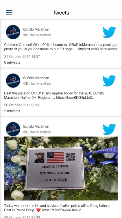 Buffalo Marathon screenshot-3