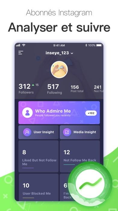 download Ins Eye - Suivi des followers apps 0