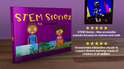 STEM Storiez-Counting Zoo EDU screenshot 4