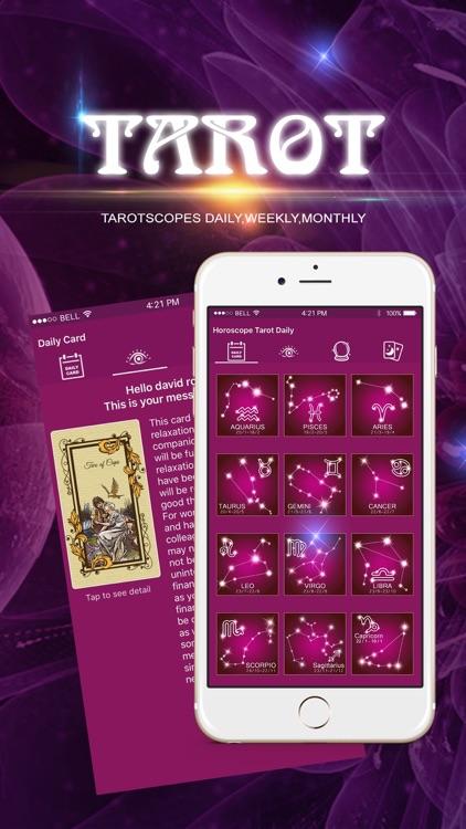 Daily - Tarot & Tarotscopes +