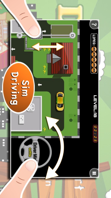 Driver Mini - Car Parking screenshot two